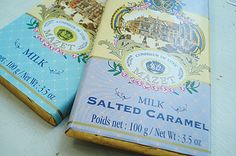 Pretty French Chocolate by such pretty things, via Flickr