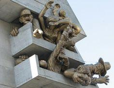 Toronto statues