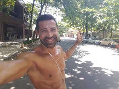 Tras recorrer #ipanemabeach y atravesando #praicopacabana  #running #sport #mensphysique #muscle #riodejaneiro #errejota #rj #lifestyle #cardio #smile by manuelartilestv