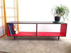 Hey, I found this really awesome Etsy listing at https://www.etsy.com/listing/200036466/mid-century-modern-record-cabinet-media