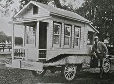 Model T Motor Home