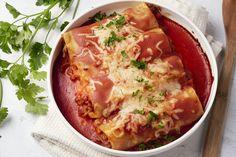 Moussaka, Bolognese, Tasty Dishes, Smoothie Recipes, Pasta Recipes, Italian Recipes, Fusilli, Main Dishes, Good Food