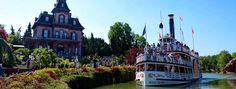 Débarcadère de Thunder Mesa | Attractions | Disneyland Paris