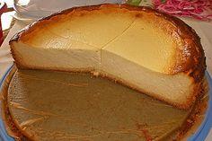 Cheesecake or quark cake- Käsekuchen bzw. Quarkkuchen Cheesecake or quark cake 1 - Pastry Recipes, Baking Recipes, Cheesecake Recipes, Dessert Recipes, German Baking, Best Pancake Recipe, Torte Recipe, Thermomix Desserts, Yogurt Cake