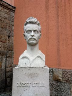 Hungary, Budapest, Sculpture, Statue, Travel, Art, Attila, Art Background, Viajes