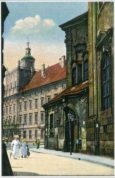 Zdjęcie numer 19 w galerii - Wrocław sprzed stu lat na pocztówkach Maxa Leipelta. Wiele z tych miejsc już nie istnieje [FOTO]
