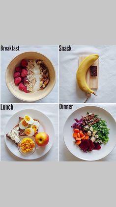 Healthy Meal Prep, Healthy Snacks, Healthy Eating, Keto Meal, Nutritious Meals, Paleo Diet, Diet Recipes, Healthy Recipes, Healthy Tips