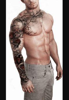 Red Flowers Premium Tattoos