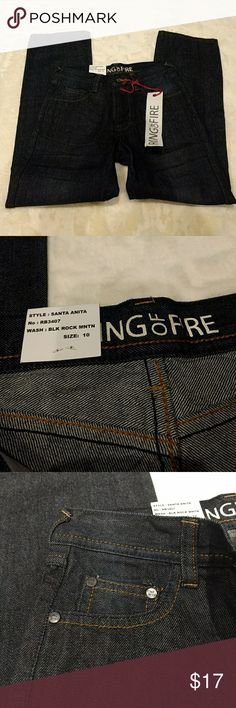 *NEW* Ring of Fire boys jeans New, never been worn, dark jeans Jeans Skinny