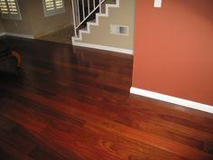 Terre Verte Santos Mahogany 4 by Simplefloors Photos, via Flickr Engineered Hardwood Flooring, Hardwood Floors, Stairs, Home Decor, Saints, Green Earth, Wood Floor Tiles, Stairway, Decoration Home