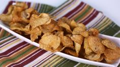 Quick Spiced Chips