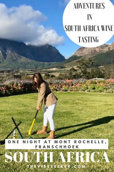 Adventures in South Africa Wine Tasting: Mont Rochelle - The Vibe Seeker Stay The Night, Wine Tasting, First Night, South Africa, Adventure, Travel, Viajes, Destinations, Adventure Movies