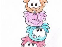 Fan Art   Club Penguin