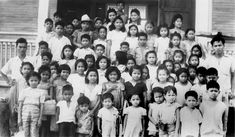 Wasig School, Mansalay in Oriental Mindoro, Mindoro, Class Pictures, Old Photographs, American Soldiers, Pinoy, Over The Years, Philippines, Photo Wall, History