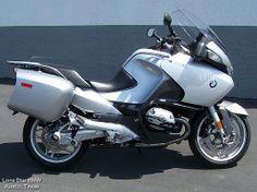 UBT12716 - 2008 BMW R1200RT