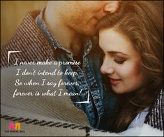 Love Promise Quotes - That's What I Mean