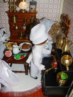 Fimo-Leckerein für die Puppenküche