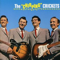 The Crickets : The Chriping Crickets - FL2016 L'origine de tout