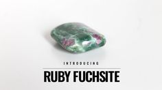 Ruby Fuchsite attracts the caregivers of the world, teaching them a healthier way to offer their love. This unique stone houses properties of Fuchsite AND Ruby, making for a unique blend | Rogue Wood Supply