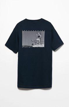 x Charlotte McKinney Boat Pocket T-Shirt