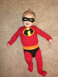 Diy Jack jack incredible costume