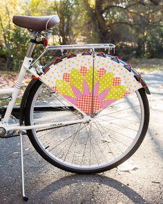 Berit Bicycle Skirt Guard