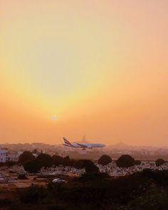 Landing in Dakar #senegal. By @seydinaousmaneboye on instagram