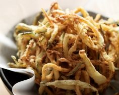 Courgette fries recipe