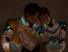 """I need more """"Hunk and Lance having each other's backs"""" moments"""