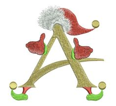 Christmas Magic Alpha The Elf, Wonderful Time, Elves, Machine Embroidery, Kids Rugs, Animation, Magic, Stitch, Christmas Ornaments