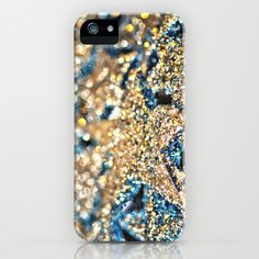 Starry Wishes and Bokeh Dreams... iPhone & iPod Case by Lisa Argyropoulos