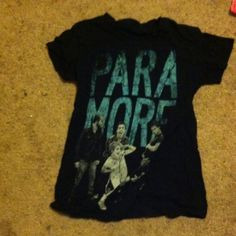 Selling this Paramore shirt in my Poshmark closet! My username is: jmoore1225. #shopmycloset #poshmark #fashion #shopping #style #forsale #Hot Topic #Tops