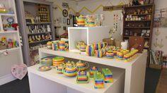Fair Trade rainbow loveliness at @kristinas0529 (Thirsk)