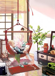 Noiz, HELL ID GLADLY STAY IN MY ROOM ALL THE TIME IF IT LOOKED LIKE THIS!!