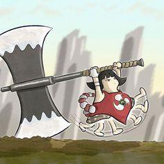 Collab de One Piece: Sentoumaru. #onepiece #sentoumaru