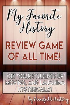 Teaching History Games Social Studies – Creative Dress Of College Game Day Teaching Us History, World History Classroom, Teaching American History, World History Lessons, Teaching Career, History Education, History Teachers, History Quotes, History Facts
