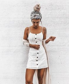 Follow @Rissyjanee for more looks like this one! #ShopStyle #shopthelook #SpringStyle #SummerStyle #MyShopStyle #BeachVacation #WeekendLook #TravelOutfit #OOTD #cute #dress #casual