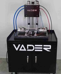 Metal-Printing Machines Vader is a Mighty Device That Creates with Molten Metal 3d Printing Business, 3d Printing Service, Printing Companies, Metal 3d Printer, 3d Printing Machine, 3d Scanners, 3d Printing Technology, Electronic Media, Flip Clock