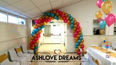Balloon Decorations, Birthday Decorations, Balloons, Engagement, Party, Dreams, Anniversary Decorations, Globes, Engagements