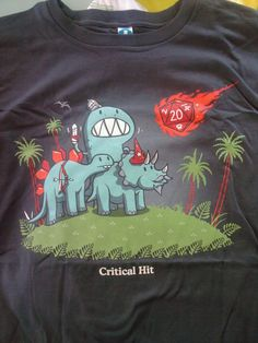 Critical Hit!!