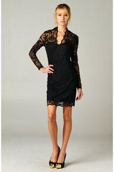 Love Stitch  Romantic Lace Dress  #salediem #lovestitch