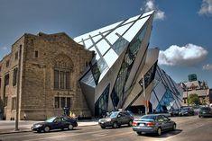 Michael Lee-Chin Crystal, Royal Ontario Museum, Toronto