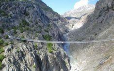 Hängebrücken in der Schweiz: Riederalp-Belalp Swiss Alps, The Good Place, Travel Inspiration, Skiing, Cool Pictures, Places To Visit, Belalp, Tours, Vacation