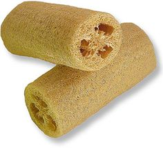 How to Grow a Loofah.  You can use to clean your body, your shower, the dishes - everything. Compost when you are finished.