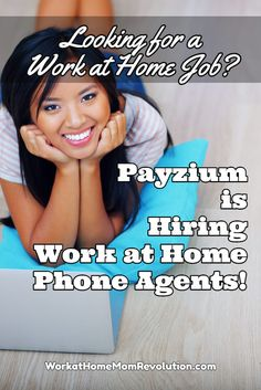 Payzium is hiring work at home call center agents in the U.S. These are independent contractor work from home positions paying $15.00 per hour plus commission.  Excellent home-based job opportunity! You can make money from home!