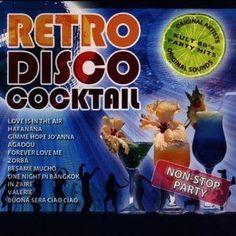 Retro Disco Cocktail 1