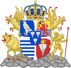 Kingdom of Iceland - coat of arms by Regicollis on deviantART