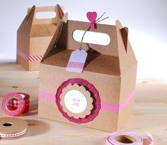 Caja de picnic kraft - SelfPackaging