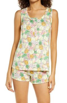 From lemons to strawberries, watermelons, oranges, bananas, and pineapples, fruit adorns an array of clothing and accessories; swimsuits, dresses, skirts, blouses, rompers, pajamas, earrings, and just about every garment. Our picks will bring a fruity, tropical flair to any summer look. #summerfashion #strawberryfashion #cutesummeraccessories #southernliving Southern Fashion, Southern Style, Cherry Dress, Comfy Shorts, Poplin Dress, Summer Accessories, Pajama Shorts, Pj Sets, Buy Dress