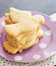 Holiday treats (made from the same dough) that are anything but cookie-cutter.